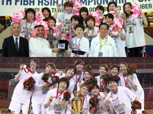 """""""With Basketball~バスケで日本を元気に~""""初回は「アジア女王への礎を築いた2大会」をピックアップ"""