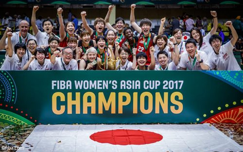 """With Basketball~バスケで日本を元気に~""若い力を軸に3連覇達成『FIBA女子アジアカップ2017決勝 日本vsオーストラリア』"
