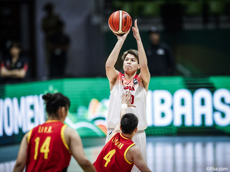 "With Basketball~バスケで日本を元気に~""豪州、中国を撃破して4連覇 ..."