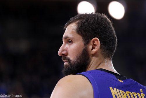 昨夏NBAからバルセロナへ移籍した理由をニコラ・ミロティッチが明かす「前に進むため」