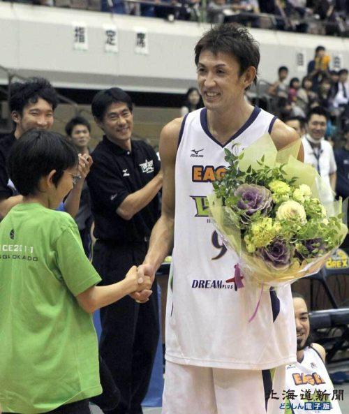 「折茂さん、ありがとう」 ブースターからのメッセージ特集<1> レバンガ北海道・折茂武彦 選手引退企画