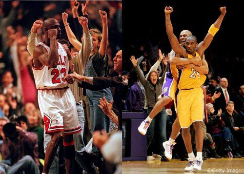 ジョーダンは2位、コービーは3位。NBA史上、最もブザービーターに絡んだ選手は誰だ?