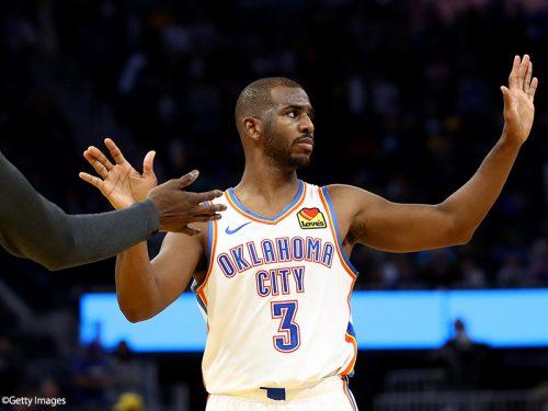 NBAのスーパースターたちがシーズン再開に向けてオンライン会議を実施…選手会代表のクリス・ポールが主催