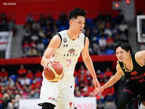 秋田ノーザンハピネッツが野本建吾と契約合意「チーム全員でさらに上を目指します」