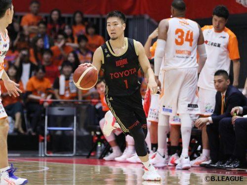 アルバルク東京、小島元基と契約継続「このチームでプレーする意味を考えながら進んでいきたい」