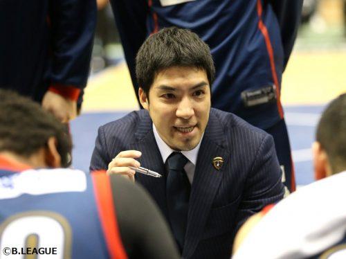 新潟アルビレックスBB、新指揮官に横浜前HCの福田将吾氏が就任「チャンピオンシップ出場を目指す」