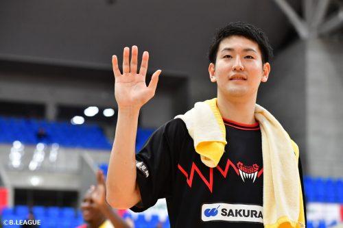 富山グラウジーズ、前田悟と契約合意「熱いブーストよろしくお願いします!」