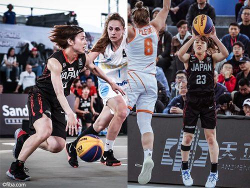 """""""With Basketball~バスケで日本を元気に~""""「3×3 の楽しみ方」を大神雄子先生がレクチャー【後編】"""