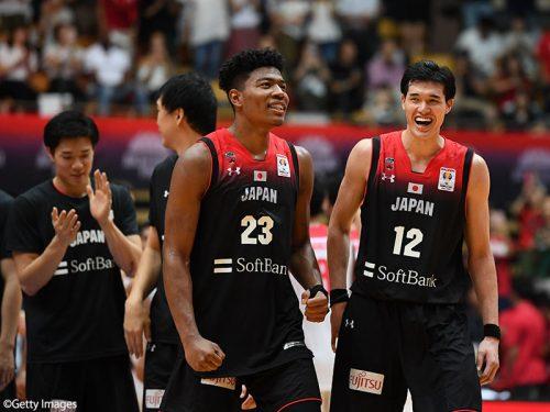 """""""With Basketball~バスケで日本を元気に~""""渡邊雄太が満を持して参戦『FIBA W杯2019アジア地区2次予選』"""
