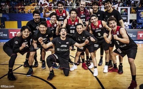 """With Basketball~バスケで日本を元気に~""崖っぷちからの生還『FIBA W杯2019アジア地区2次予選』日本一丸で悲願達成!"