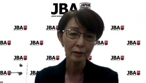 三屋裕子JBA会長体制3期目へ「オールジャパンで難局を乗り切りたい」