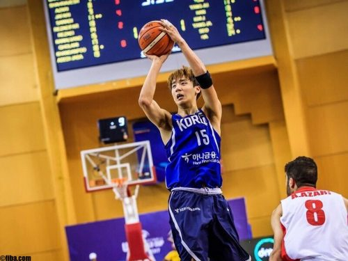 信州ブレイブウォリアーズ、Bリーグ初の韓国人選手獲得を発表