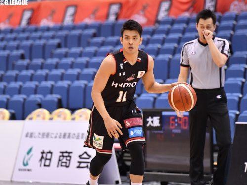 群馬クレインサンダーズが田原隆徳と契約合意…今季は大阪へ期限付き移籍