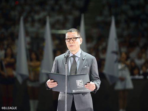 大河正明氏の退任、島田慎二氏の就任…Bリーグがチェアマン関連で正式発表