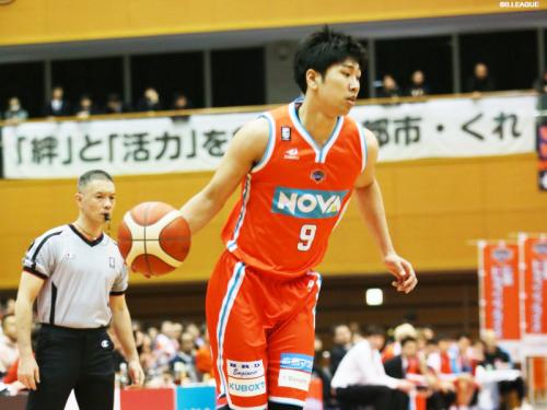 小澤智将、愛媛オレンジバイキングスに期限付き移籍で加入…今季44試合に出場