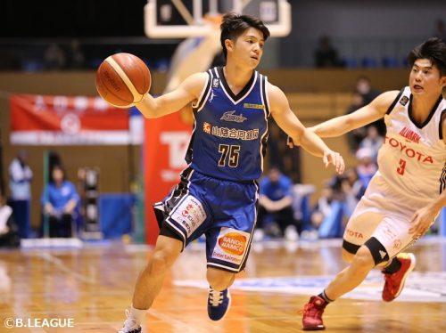 島根スサノオマジック、神里和との契約継続を発表「選手としても人もしても成長していけるように」