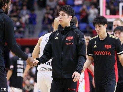 アルバルク東京の笹倉怜寿、仙台89ERSへ期限付き移籍…22歳のPGが武者修行へ