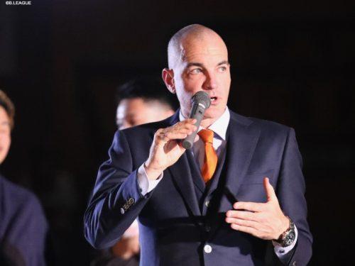 茨城ロボッツのヘッドコーチにリチャード・グレスマン氏が就任…昨季は愛媛オレンジバイキングスで指揮