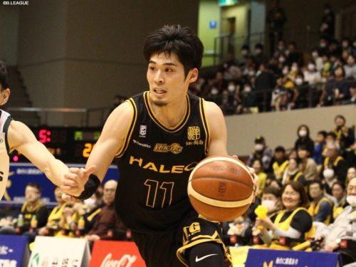 ライジングゼファー福岡、白戸大聖を獲得…昨季は仙台89ERSで全試合に出場