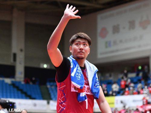 元日本代表・中西良太が佐賀バルーナーズに移籍…「バスケで佐賀を盛り上げていきましょう」
