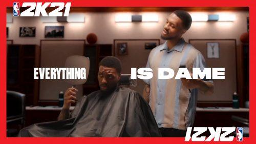 『NBA 2K21』通常版のカバー選手はデイミアン・リラード! 7月3日に予約販売がスタート