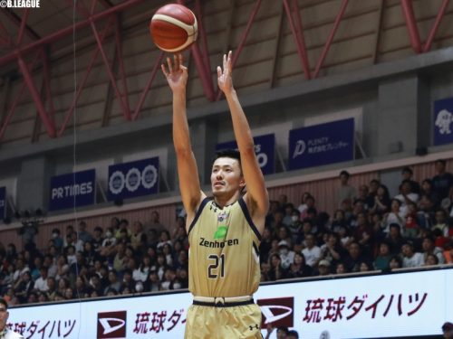 仙台89ERS、琉球ゴールデンキングスの寒竹隼人を期限付き移籍で獲得