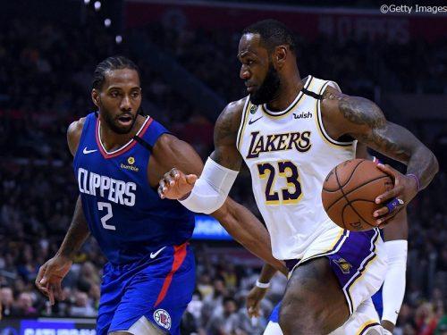 ジャズ 対 レイカーズ NBAプレイオフ1回戦(ジャズ対レイカーズ):