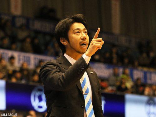 新体制のかじ取りを任された小川伸也氏、京都ハンナリーズ新ヘッドコーチに就任