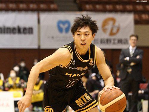 仙台89ERS、明治大の渡辺翔太との特別指定選手契約合意を発表