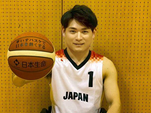 日本生命が車いすバスケ選手768名に「特製応援ボール」を贈呈
