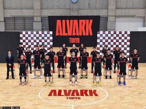 アルバルク東京が今シーズンの新体制発表をオンラインで開催…新スローガンは『ReCHALLENGE』に決定