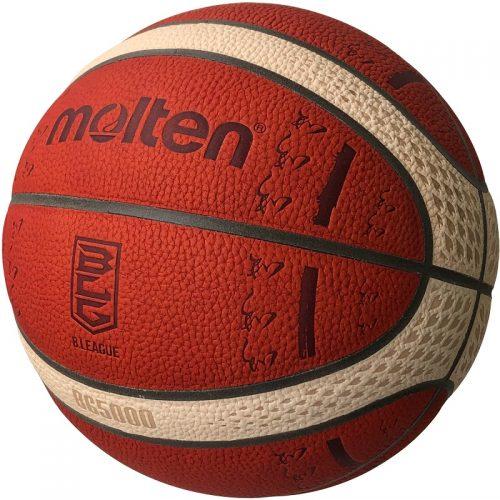 モルテン、Bリーグ2020−21シーズンの公式試合球を発売
