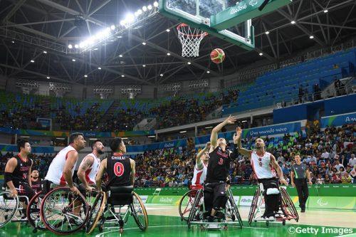 東京パラリンピックの車いすバスケ決勝、男子は2021年9月5日…女子は9月4日に開催