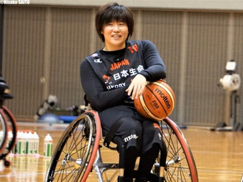 【車いすバスケリレーインタビュー 女子Vol.5】 萩野真世「持ち点変更によるシューターとしての覚醒」