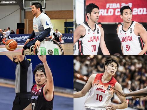 「BASKETBALL ACTION2020 SHOWCASE」の参加選手が発表、篠山竜青や渡嘉敷来夢らが参加