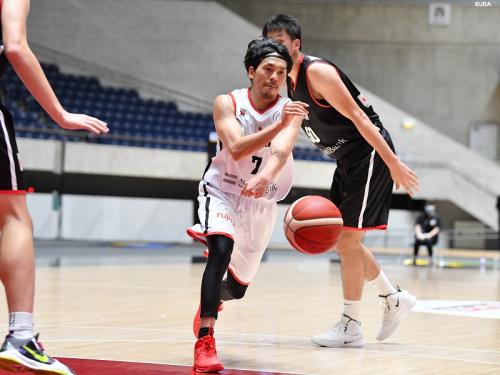 気迫溢れるプレーでTeam Powerを勝利に導いた篠山竜青「このイベントを第一歩として日本のバスケット界がもっと一つになれるよう」