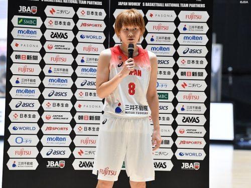 『BASKETBALL ACTION 2020 SHOWCASE』に出場した高田真希「日本一丸。モチベーションを高め合いながらやっていきたい」