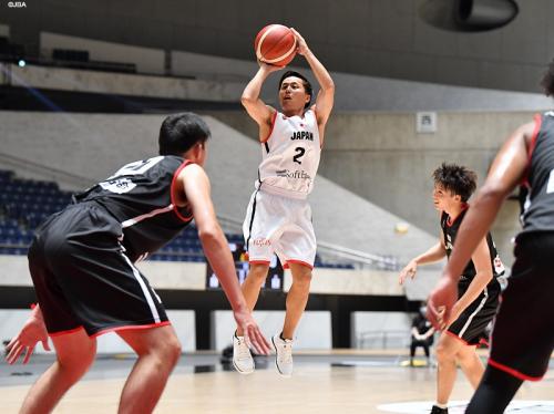 12得点5アシストで存在感を光らせた富樫勇樹「バスケットボールが帰ってきているのがすごく嬉しかった」
