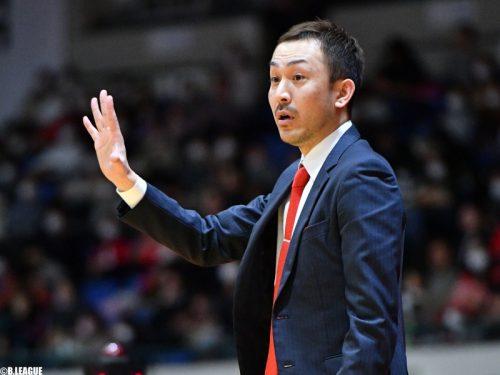 【 #B飛躍の5年目へ 】名古屋ダイヤモンドドルフィンズ・梶山信吾HC「Bリーグで一番速いバスケットを目指したい」
