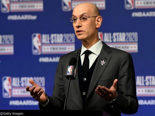 "NBAの来季は""早くても""来年の1月からになるとコミッショナーが明かす"