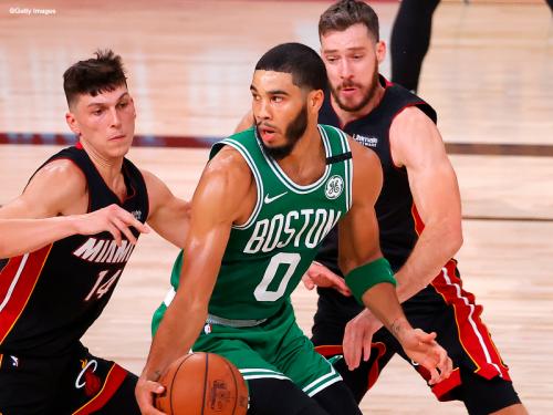 【NBAプレーオフ29日目】セルティックスがシリーズ初勝利、ヒートの猛追を振り切る