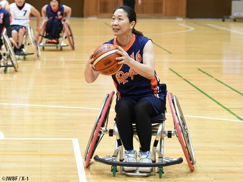 【車いすバスケリレーインタビュー 女子Vol.8】西田比呂華「健常者もハマる車いすバスケの魅力」