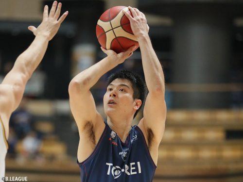 東京Zが仁平拓海とエリック・マッカーサー・ジュニアとの契約合意を発表…それぞれ短期契約&追加契約ルールを活用