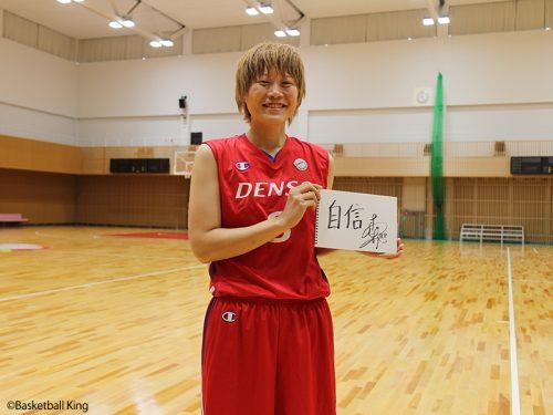 【Wリーグ開幕特集/注目選手】デンソーアイリス・髙田真希「東京オリンピックを意識したシーズンを送りたいです」