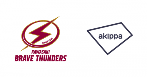 駐車場予約アプリを運営する『akippa株式会社』が、B1川崎ブレイブサンダースのパーキングパートナーに