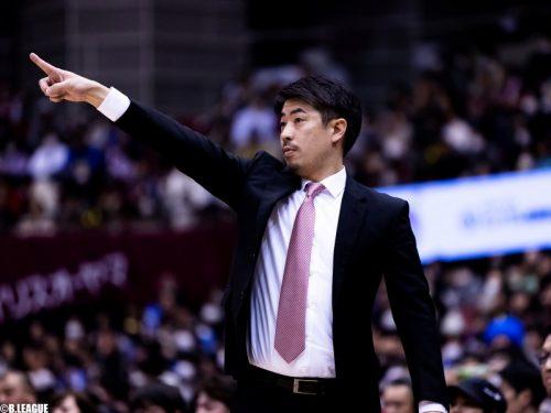 【 #B飛躍の5年目へ 】川崎ブレイブサンダース・佐藤賢次HC「天皇杯優勝、東地区優勝、リーグ優勝と3つの優勝を目標に」