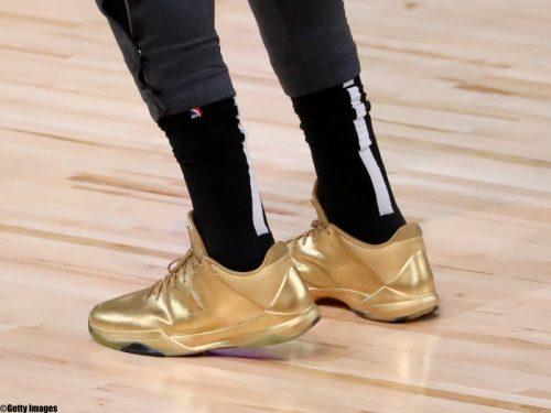 NBAファイナルで選手たちが着用したバスケットシューズBEST 5