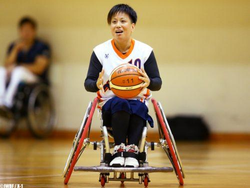 【車いすバスケリレーインタビュー 女子Vol.10】平井美喜「熊本地震で再確認した車いすバスケへの思い」