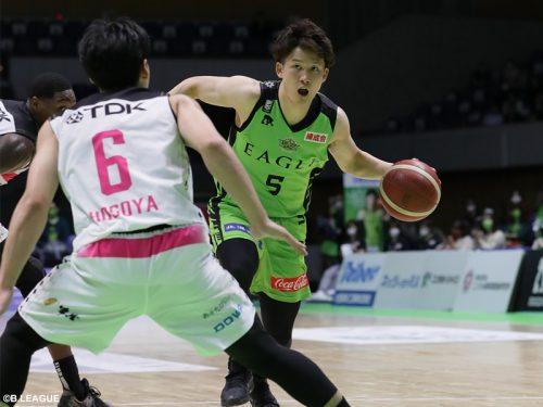 レバンガ北海道が100点ゲームで秋田ノーザンハピネッツを撃破…7選手が2ケタ得点を記録