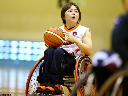 【車いすバスケリレーインタビュー 女子Vol.9】南川佐千子「生活のすべてをバスケに捧げて獲得した銅メダル」